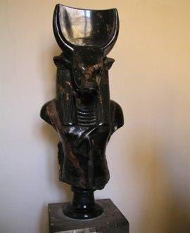 Serapis, dios fúnebre